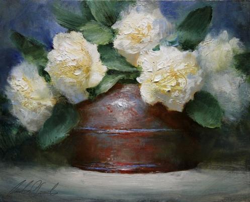 whitecarnations